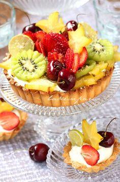 Delicious tart recipe