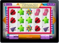 Играть в онлайн казино на деньги рубли Origami.  Увлекаетесь древнекитайским искусством создавать из бумаги разные фигурки животных, цветов и других, более известным как — оригами? Тогда вам понравится новый яркий игровой автомат с одноименным названием Origami от ра 7 And 7, Origami, Games, Gaming, Toys, Origami Art, Plays, Spelling, Game