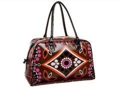 Tepper Jackson Carry All Brown Ornament