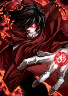 Alucard From Hellsing Ultimate | Home » Gallery » Hellsing Ultimate » Others » Alucard