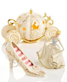 Lenox Collectible Disney Figurines, Cinderella Collection - Home Decor - for the home - Macy's