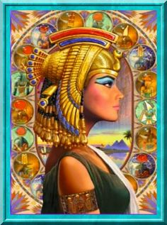 Reine d'egypte - profil