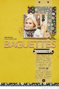 baguettes [add-on only project] by aniamaria at Studio Calico