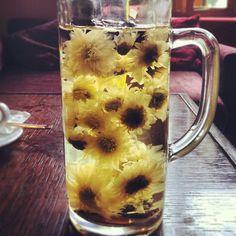 Chrysanthemum Tea is powerful!