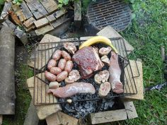 ASADO at the HOUSE in B.A.