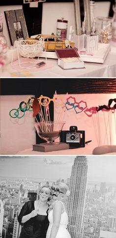 DIY Hochzeit im New York Stil bei Lene Photography