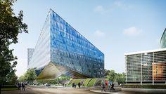 SOM : The JTI Building