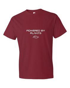 Plant Powered Men's Tee