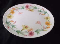 Shafford Dessert Time Porcelain Cake Stand fromby VelsVintage on Etsy, $12.00