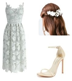 """Untitled #13"" by niken-laras on Polyvore featuring Chicwish and Stuart Weitzman"