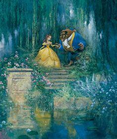 Belle - disney-princess Fan Art