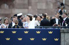 Foro Hispanico de Opiniones sobre la Realeza: Saludo desde el balcón