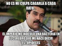Resultado de imagen para Memes últimos contra Maduro