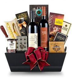gourmet 5th avenue gift basket