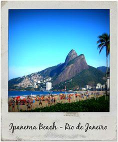 Ipanema Beach - Rio de Janeiro - Brazil