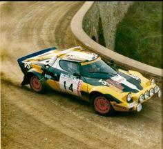 Lancia Stratos Tabaton Radaelli Elba 1980 Sports Car Racing, Sport Cars, Race Cars, Race Racing, Lancia Delta, Vintage Racing, Vintage Cars, Rally Raid, Car And Driver