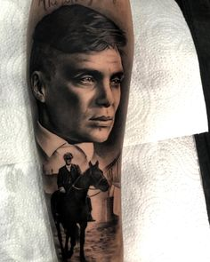 Artist Sergio Sanchez Viking Tattoo Sleeve, Viking Tattoos, Kakashi Tattoo, Peaky Blinders Tommy Shelby, Arte Lowrider, Criminal Tattoo, Aztec Tattoo Designs, Cillian Murphy Peaky Blinders, Movie Tattoos