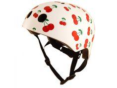 Pastel Dotty Kiddimoto Kids Fully Adjustable Helmet for Cycling//Scooter//Balance Bike//Skateboard