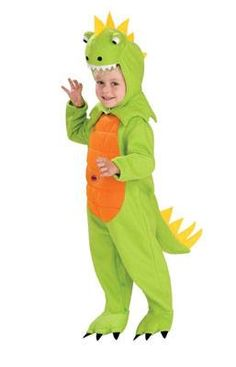 Rubies Talking Plush Dinosaur Child Costume, Toddler