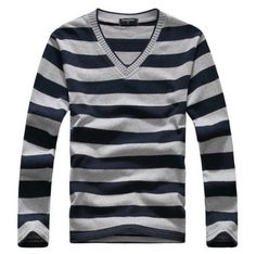 2015 Hot ๏ Sale Mens Sweater Fashion And Hot ⊹ Pullover Men V-Neck Male Long-sleeved Cotton Sweaters Polo Pullover High Quality 2015 Hot Sale Mens Sweater Fashion And Hot Pullover Men V-Neck Male Long-sleeved Cotton Sweaters Polo Pullover High Quality Male Sweaters, Mens Fashion Sweaters, Casual Sweaters, Sweater Fashion, Men Sweater, Pullover Mode, Mens Casual T Shirts, Men Casual, Moda Masculina