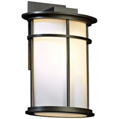 Hubbardton Forge Province Medium Outdoor Wall Sconce -