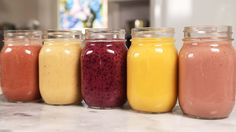 NEW! Your 5 FAVE Smoothie Recipes