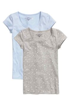 2-pack tops | H&M