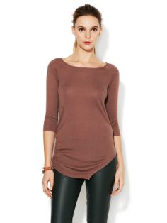 Crewneck Sweater with A-Symmetrical by Design History at Gilt