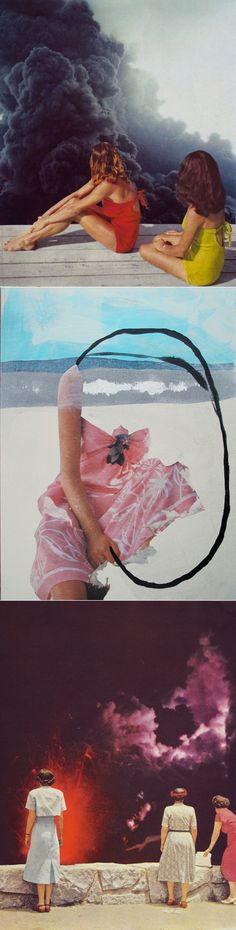 Beth Hoeckel. Beaufitul realism tossed with a little surrealism