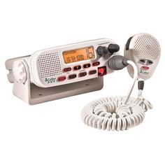 93$ 2 way Cobra MRF45D 25-watt Class-D VHF Radio