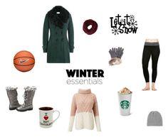 """My Winter Essentials"" by livipop24 on Polyvore featuring RED Valentino, Ashley Stewart, Miss Selfridge, BCBGMAXAZRIA, Madeleine Thompson, Inverni, NIKE and bringonwinter"