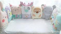 Текстильная мастерская LittleDreamer предлагает уникальные безопасные изделия для малышей: гнездышки для новорожденных, борти...