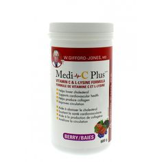 Dr Gifford Jones Medi-C Plus