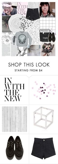 """☀️ Sunshine There Ain't A Thing That You Can Do That's Gonna Ruin My Night ☀️"" by amberishdead ❤ liked on Polyvore featuring Chanel, Piet Hein Eek, Caterina Zangrando and Underground"