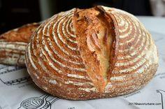 Cum se face maia naturală pentru pâine fără drojdie - rețeta de drojdie sălbatică | Savori Urbane Home Food, Food Cakes, Lchf, Cake Recipes, Breakfast Recipes, Food And Drink, Toast, Cookies, Breads