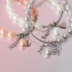Say it with pearls -  Happy Mother's Day! #PearlsThatGoWith #Pastels #HonoraPearls #Springtime #FindYourLuster