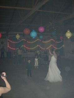 toss alternatives... longest couple dance OR hand small bouquet to each child OR scatter toss for all OR ???