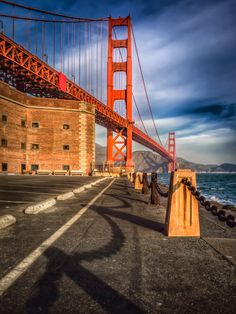 Photo GGB Fort Point  by T. Malachi Dunworth  on 500px