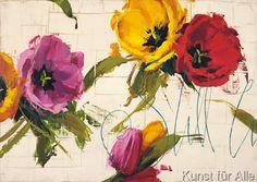 Antonio Massa - Still Life with Tulips