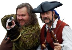 September 19 - Talk like a Pirate Day