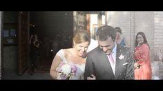Hoy os mostramos los mejores momentos de la romántica boda de María y Jordi, celebrada en el Cigarral del Ángel Custodio, en este precioso vídeo realizado por Kumapro ¡No os lo perdáis!