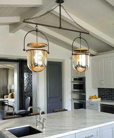 UECo - Portfolio - Environment - Kitchen  I need one of these somewhere foyer?  Kitchen sink?