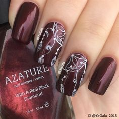Dream Catcher Nails ~ by Yagala