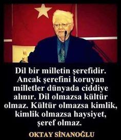 Türkçenin Diriliş Hareketi TDH, Türk Büyükleri