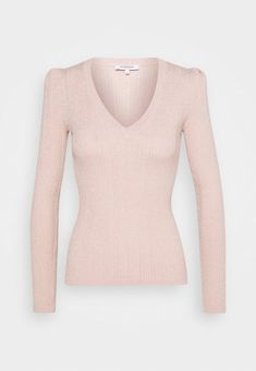 Morgan MIMAI - Neule - nude - Zalando.fi Nude, Beige, Pullover, Sweaters, Tops, Fashion, Men Styles, Fashion Ideas, Moda