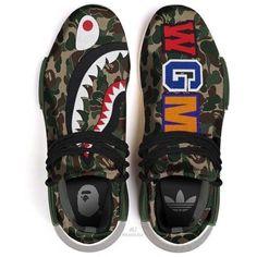 Adidas × BAPE