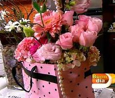 Arreglos florales para mamá