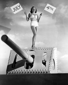 Happy Independence Day, 1945 from Gloria Grahame Gloria Grahame, Brylcreem, California History, Photo Pin, Comic Panels, Happy Independence Day, Happy 4 Of July, Pin Up Art, Black And White Pictures