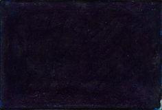 Arnulf Rainer, Ohne Titel, Öl auf Platte (Ton?), 25,8 x 37,3 cm, 1964 Vorderseite: Schwarze Übermalung Rückseite: Rosa übermalte, gravierte Zentralgestaltung, Rufpreis € 18.000