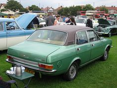 Morris marina, my first car!